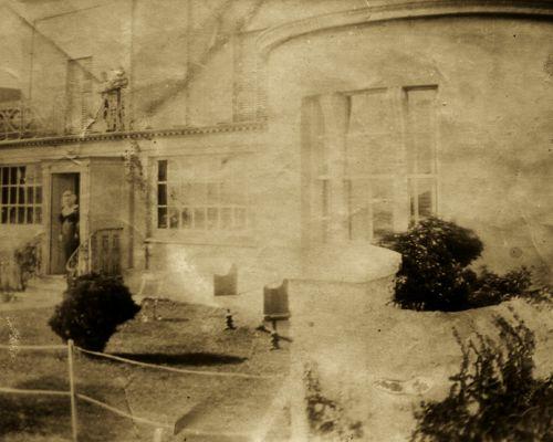 Orestes Villa, Queen Anne's Battery, Plymouth